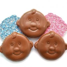 Chocolade figuurtjes