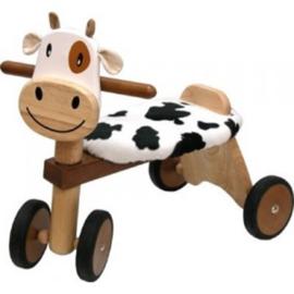 Loopfiets koe met/zonder naam