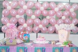 Ballonnen zonder opdruk Roze