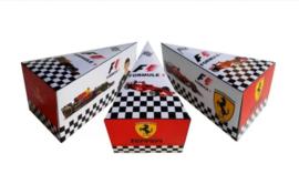 Ferrari formule taart