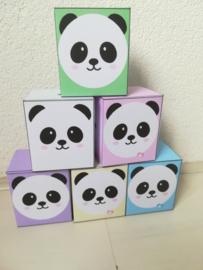 Panda doosje