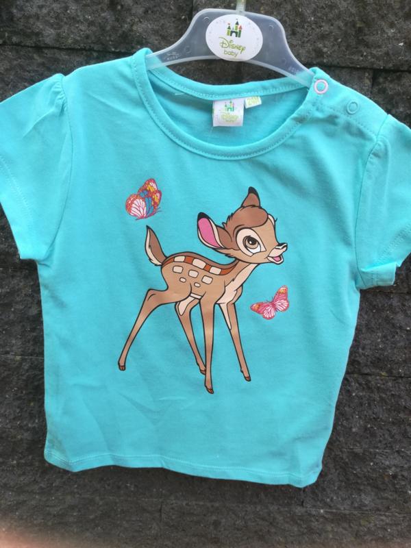 Bambi T-shirt met/zonder naam