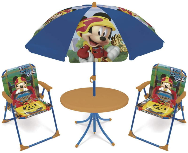 Mickey Mouse tuinsetje