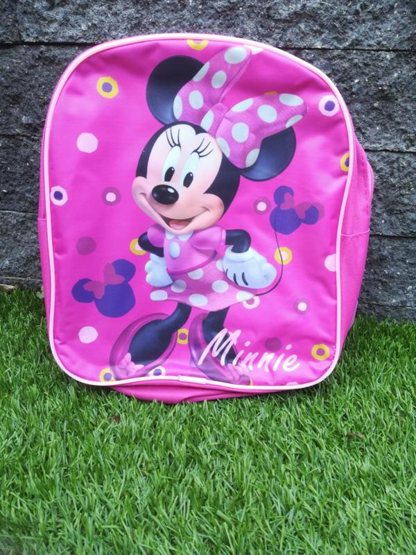 Rugzak Minnie Mouse met/zonder naam