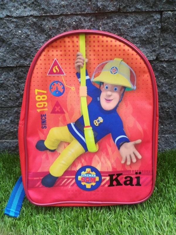 Brandweerman Sam rugzak