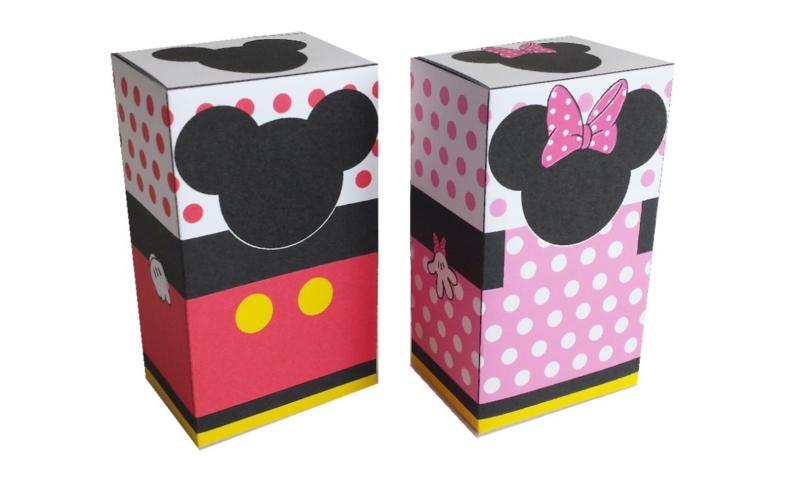 Minnie Mouse doosje