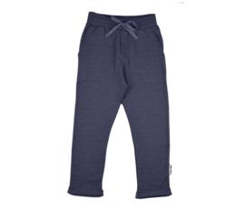 Baba Babywear * WINTER 2019 * Baggy Pants Blue Piqué