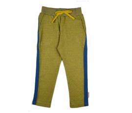 Baba Babywear * WINTER 2019 * striped pants bicolor mustard