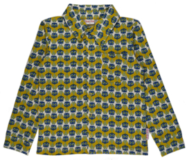 Baba Babywear * WINTER 2019 * Boy shirt longsleeves owl