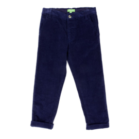 Lily Balou * WINTER 2019 KIDS * Noah trousers Blue Velours