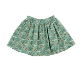 Lily Balou * WINTER 2019 KIDS * Isadora skirt wolves Green