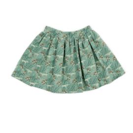 Lily Balou * WINTER 2019 KIDS * Isadora skirt wolves Green
