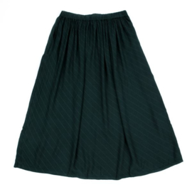 Lily Balou * WINTER 2019 WOMEN * Uma Skirt Diagonal Green