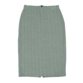 Lily Balou * WINTER 2019 WOMEN * Thilly Pencil Skirt Green