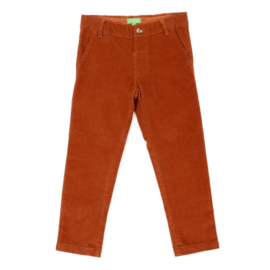 Lily Balou * WINTER 2019 KIDS * Noah trousers Brown Velours