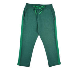 Baba Babywear * WINTER 2019 * stripe pant green