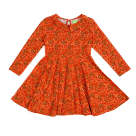 Fran * Amelie Dress Foxes