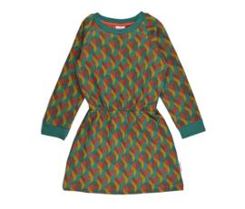 Baba Babywear * WINTER 2019 * Sweater Dress Multicolor