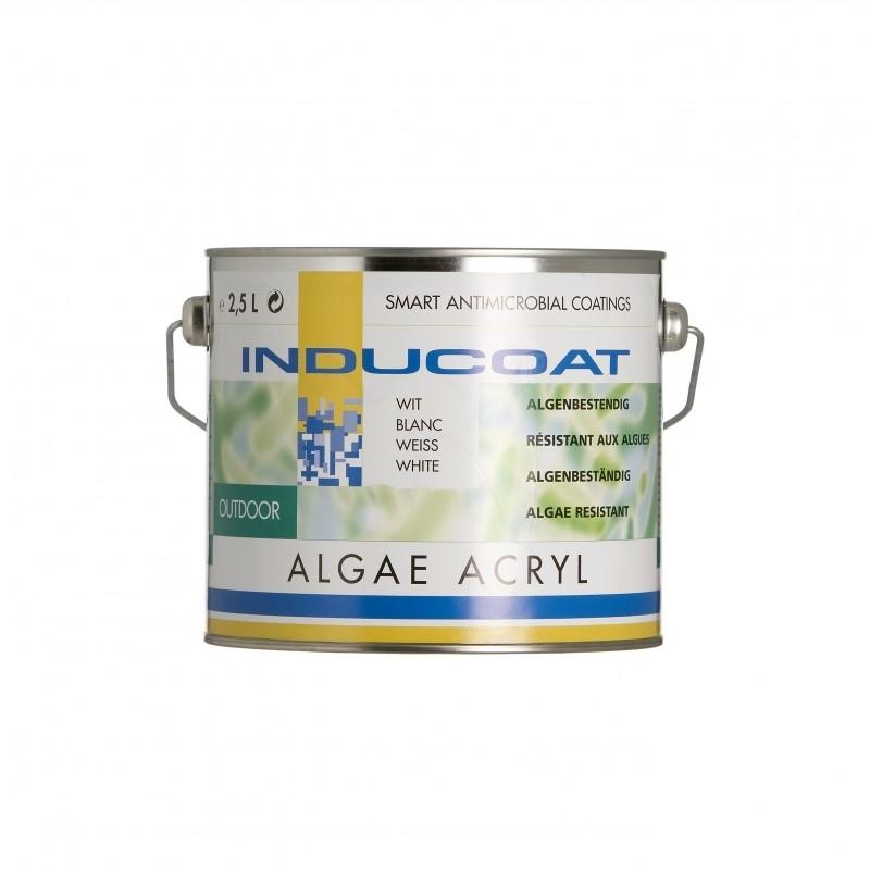 Algenwerende buitenmuurverf = Inducoat Algae (2,5 Liter)