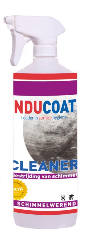 Schimmeldoder Inducoat Cleaner 0,1Liter SPRAY (zelf met water afvullen)