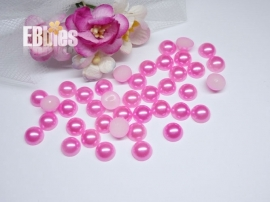 Halfparels - Candy Pink - In 3, 4, 5 en 8mm