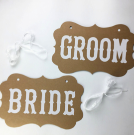 Set Bride & Groom