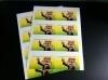 Tiger Stickers - beschrijfbare stickers met Timmy