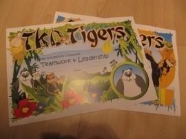 Tiger Certificaat Omgaan met Milieu - digitale versie