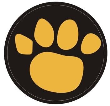 Tiger badge - Mijlpaal goud