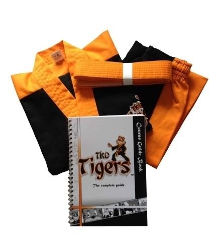 Tiger Starters pakket 110 cm (pak+boek)