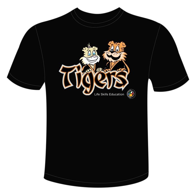 Tiger T- Shirt - VOOR INSTRUCTEURS - UITLOPEND