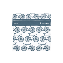 Lunchskin Sandwichbag  Bicycle