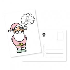 Kaart K*t Kerst
