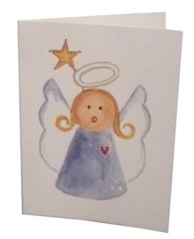 Geschenkkaartje Engel van Anneko