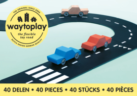 Waytoplay King off the road 40 pieces