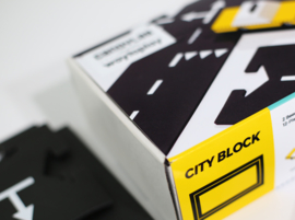Waytoplay X Candylab CITY BLOCK - Limited Edition