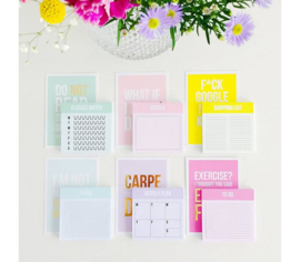 Studio Stationery Mini water planner