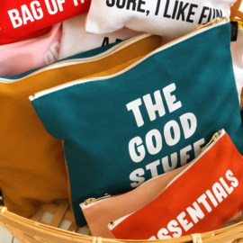 Studio Stationery Canvas bag The Good Stuff