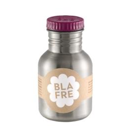 Blafre Stalen Drinkfles paars