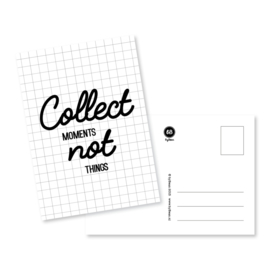 Kaart Collect moments