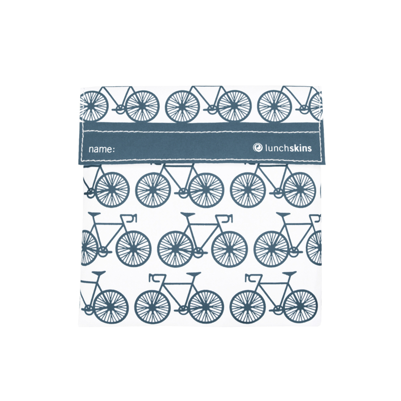 Lunchskin Sandwichbag  Bicycle
