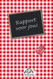 Rapport voor jou!