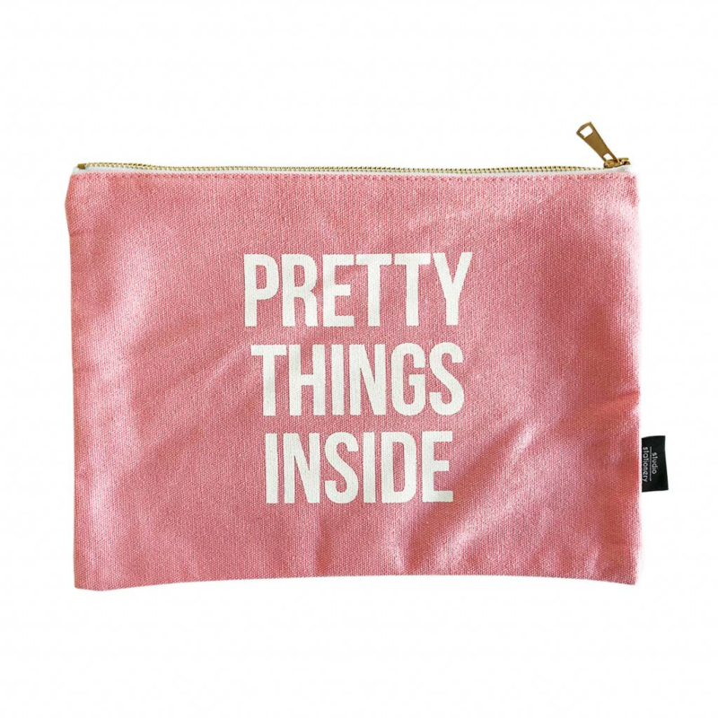 Studio Stationery Canvas bag Pretty Things Inside