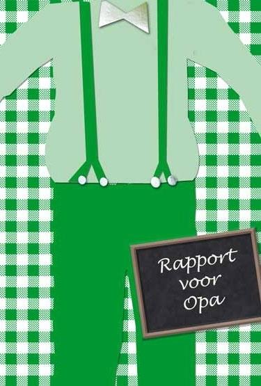 Rapport voor Opa