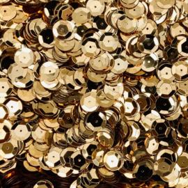 PAI 822 - Gold Metallic - facet 5 & 10 mm