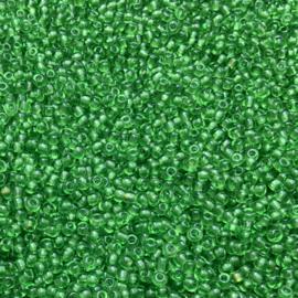 4027 - Transparant Apple Green - 9/0