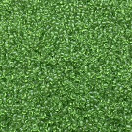 4028 - Transparant Light Green - 9/0