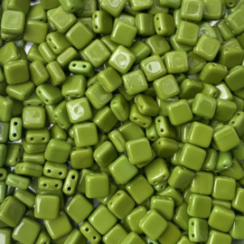 Opaque Olive - 20 stuks
