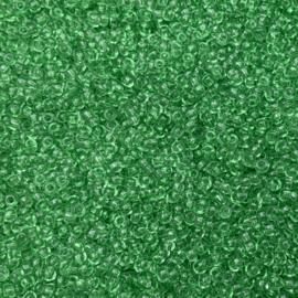909221 - Transparant Bright Green - 9/0