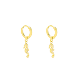 Earrings Sweet Seahorse